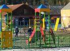 В отдаленных селах Республики Алтай завершены работы по благоустройству сельских территорий