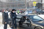 Ежедневные проверки перевозчиков легкового такси продолжаются